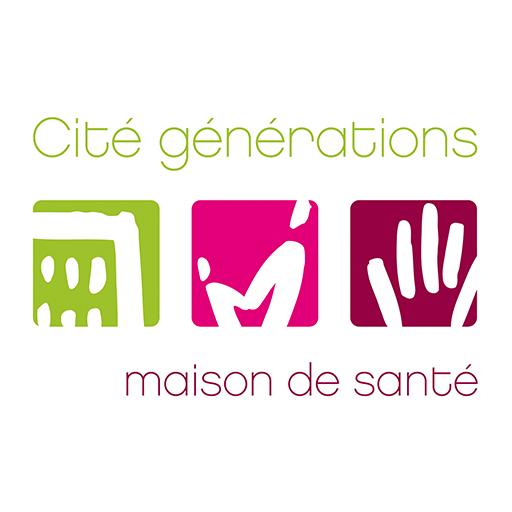 Logo de Cité générations, Maison de Santé