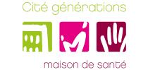 Cité générations – Maison de Santé Logo