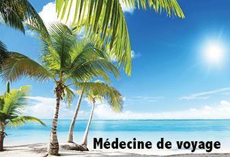 médecine de voyage